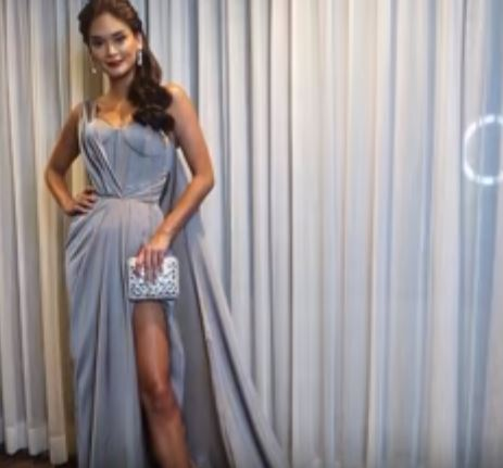 LOOK: Angel Locsin's Elegant Look At MEGA's 25th Anniversary Celebration!