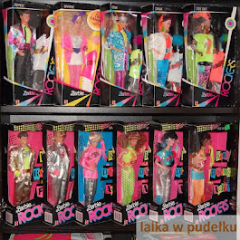 Barbie® and the Rockers 1985/1986