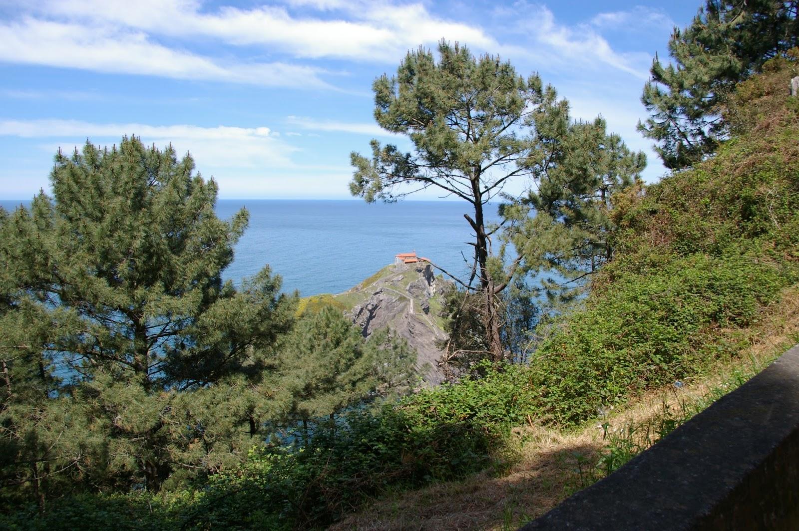 Kraj Basków Sant Juan de Gaztelugatxe
