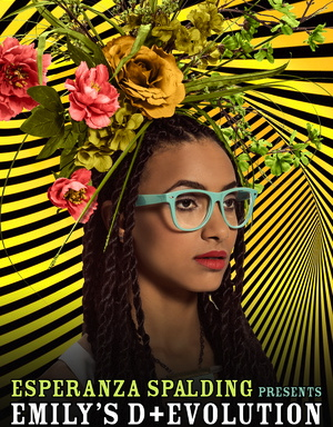 Music Television music videos by Esperanza Spalding for her alter ego project named Emily's D+Evolution