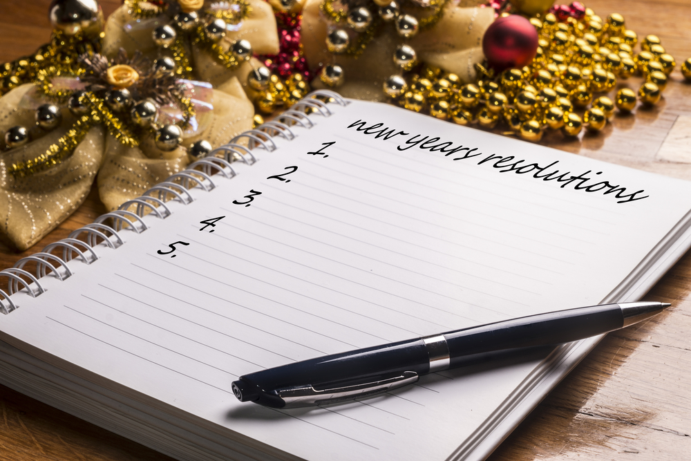 5 New Year\'s Resolutions For The Prospective Homebuyer