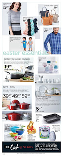 Sears Easter Dresses April 13 to 19