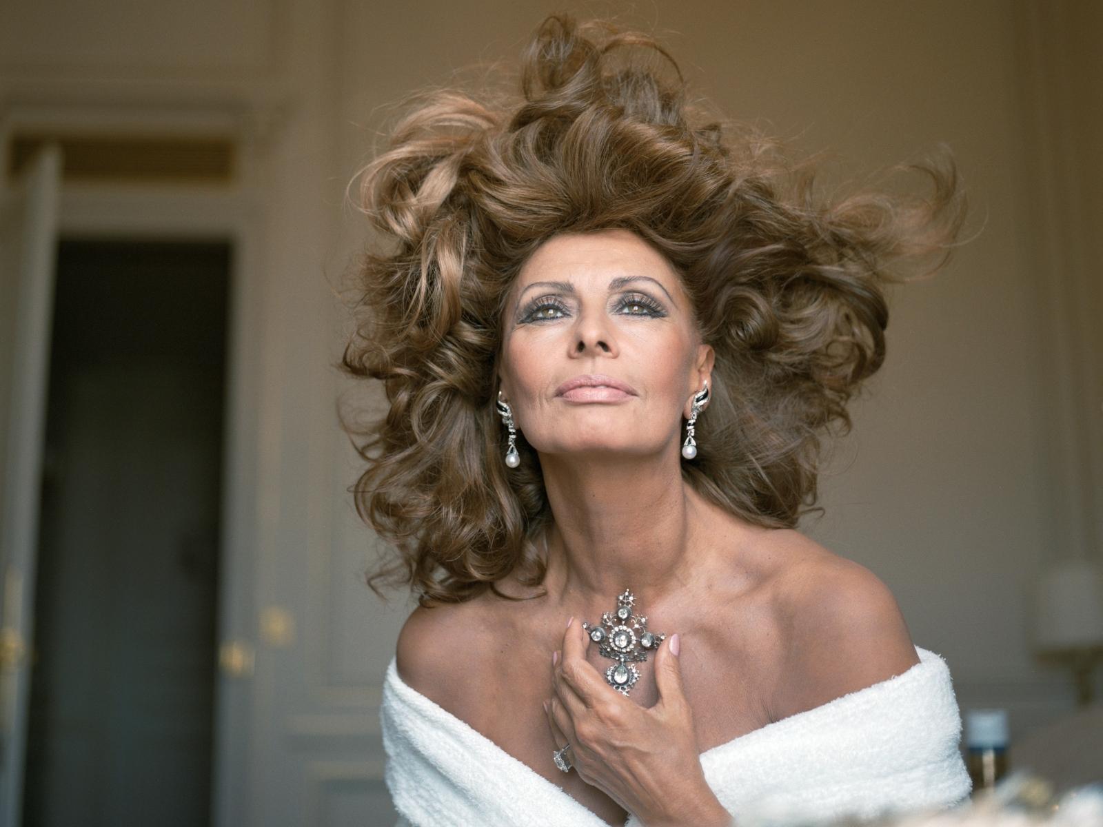 Christopher Uvenio Collezioni: Sophia Loren: 80 Years