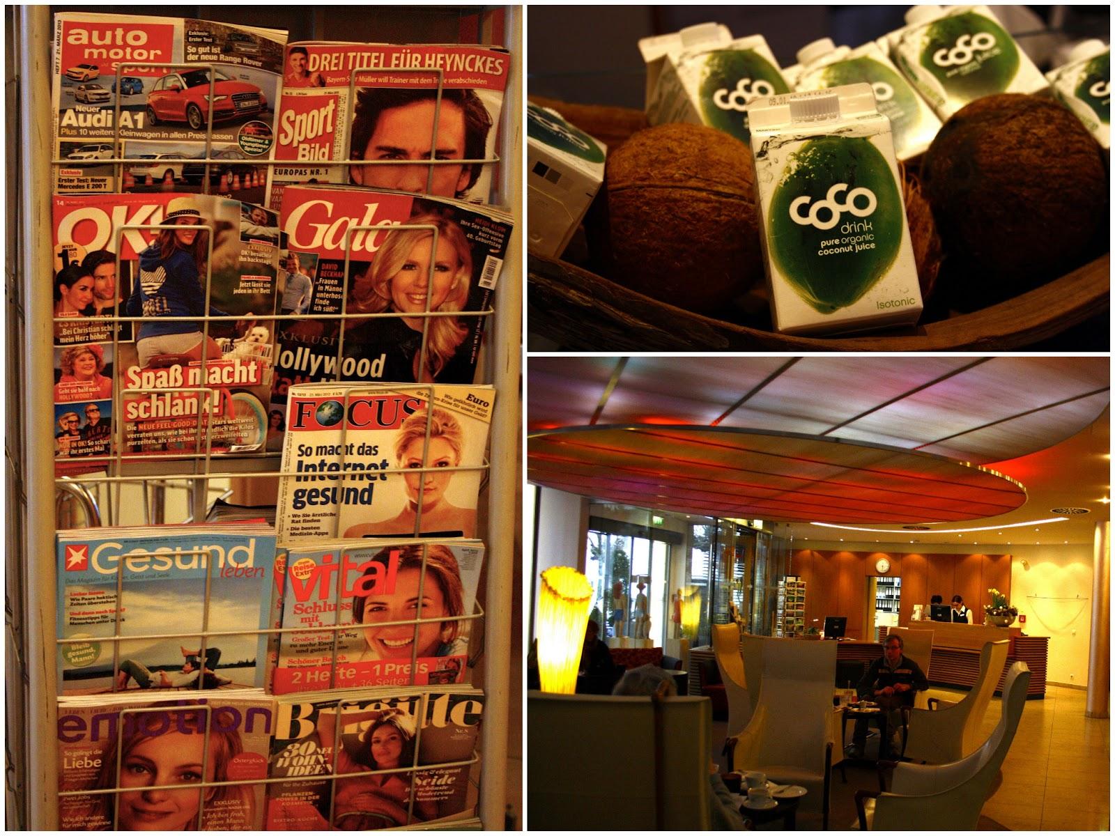 artepuri hotel meerSinn Binz Lobby