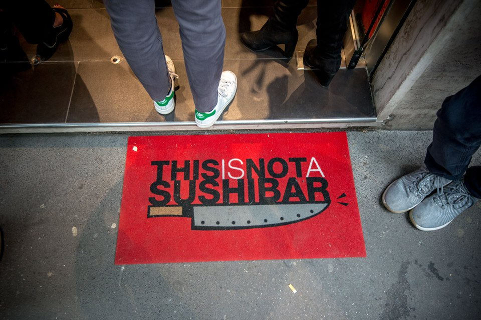 instagram, Not a Sushi Bar