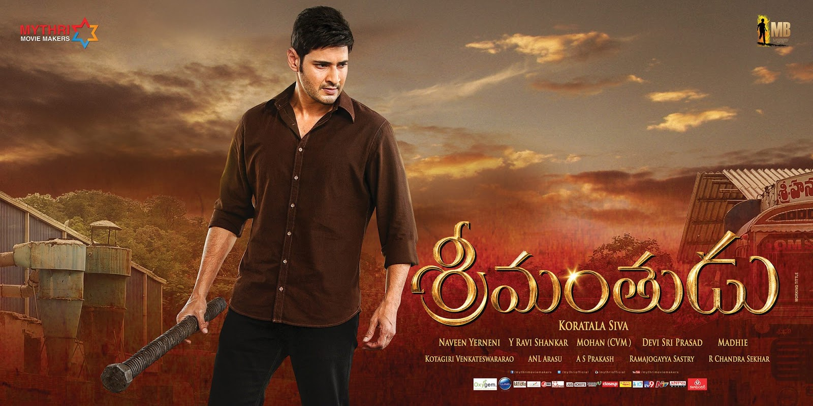 Srimanthudu%2BFights%2B2 Top 10 Tollywood Movies of All Time By Box Office Collection