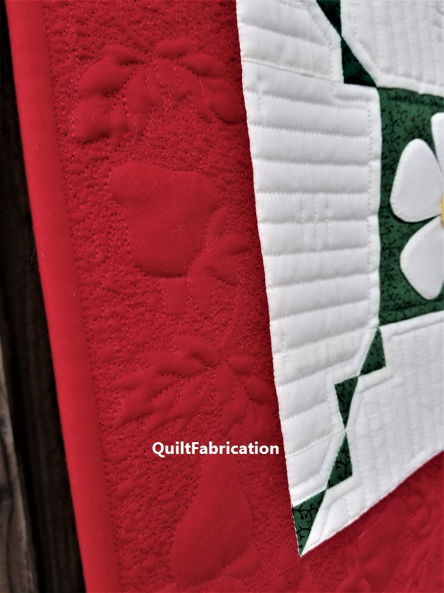 Strawberry Splendor strawberry motif in borders