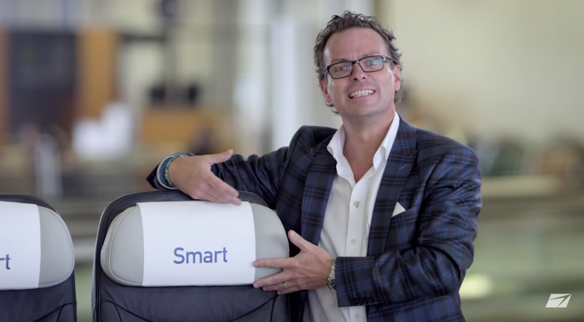 WestJet Smart Seats: the best way to board a plane