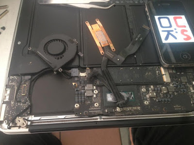[SOLVED] SERVICE MACBOOK PRO A1502 | KEDAI REPAIR MACBOOK 6