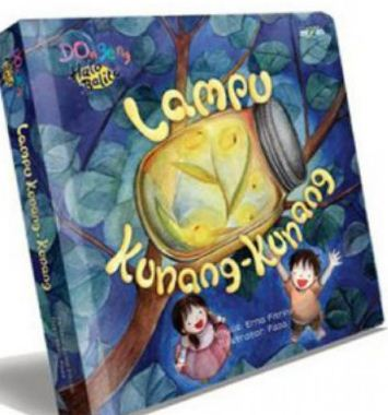 buku anak hard cover