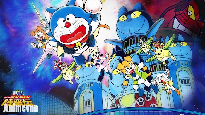 Ảnh trong phim Doraemon Movie 1
