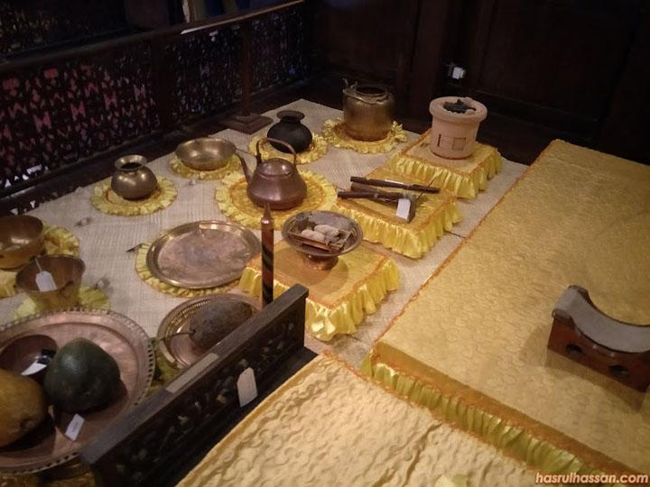Apa Ada Dalam Istana Jahar
