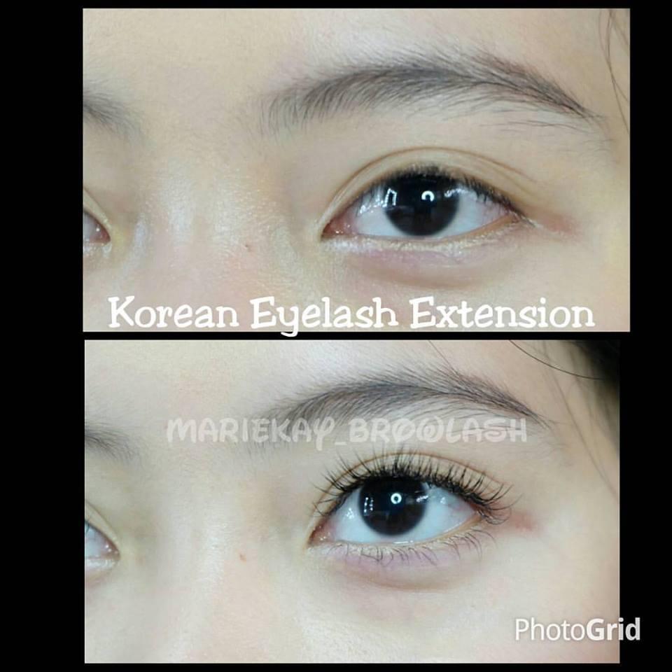 3d Korean Eyelash Extension