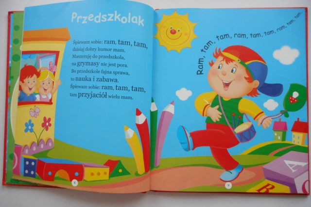 książki dla przedszkolaków, czytanki dla dzieci