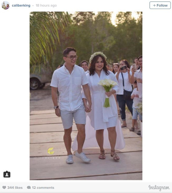 Judy Ann And Ryan Agoncillo Renewed Their Wedding Vows Lovely