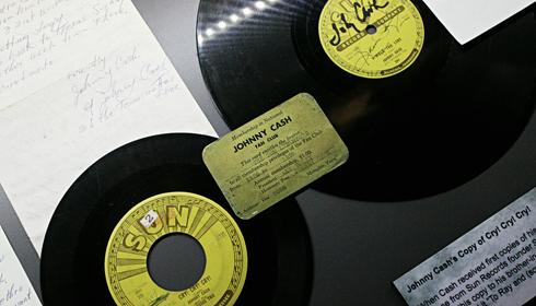 Johnny Cash Museum Nashville Tennessee