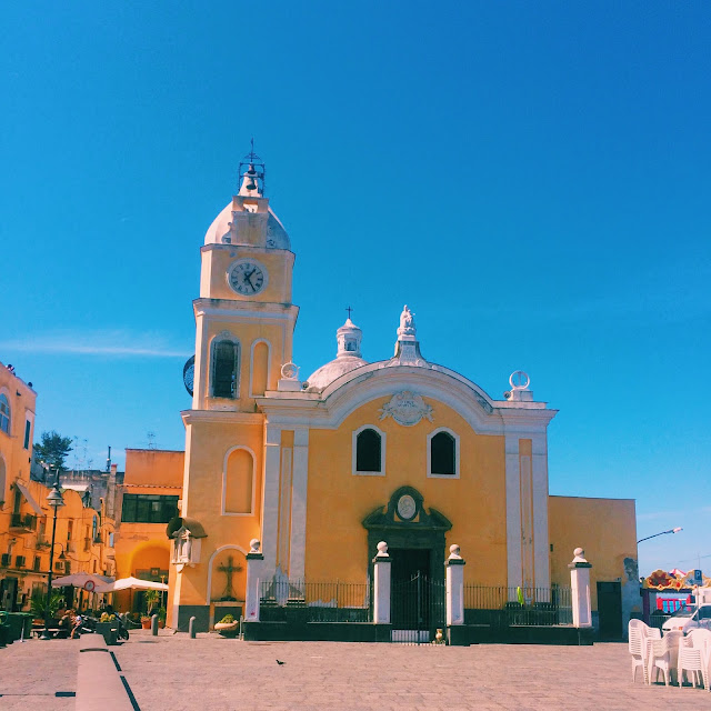 Procida-Church