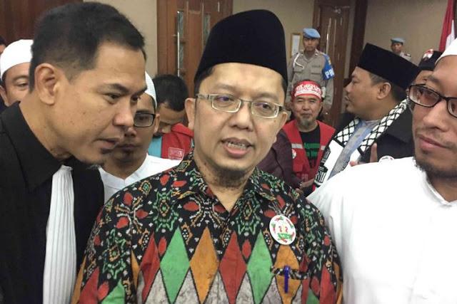 Kesal Ustaz Alfian Bebas, Kader PDIP Lontarkan Kalimat Seperti Ini