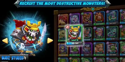 Tactical Monsters Mod Apk