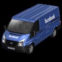 Download Icon Sosial Media Bentuk Mobil