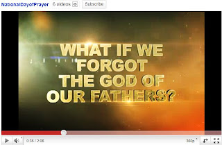 National Day of Prayer - Video promo