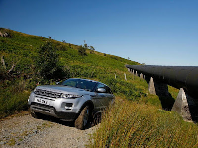 ranger rover evoque off road normal resolution desktop wallpaper 1