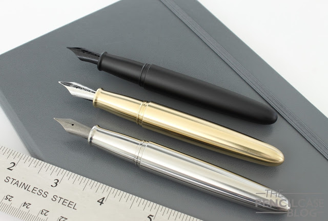 Ensso Piuma fountain pen review
