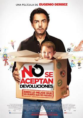 No Se Aceptan Devoluciones 2013 DVD R4 NTSC Latino