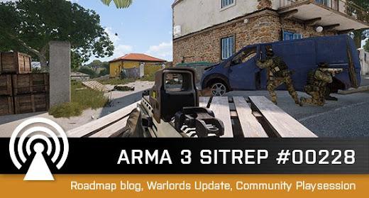 Arma3 SITREP #00228