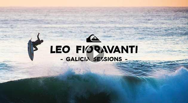Leonardo Fioravanti - Galicia Sessions