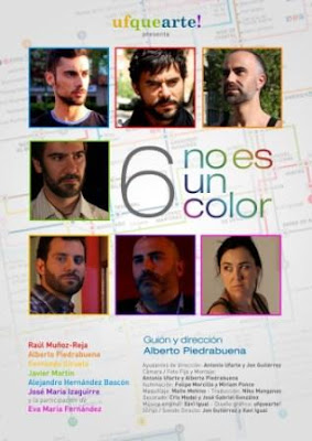 6 no es un color, film