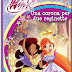 "¡Nuevo libro Winx Club Princess ""Un corona per due reginette""!"