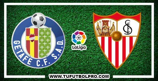 Ver Getafe vs Sevilla EN VIVO Por Internet Hoy 27 de Agosto 2017
