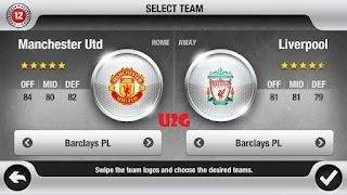 FIFA 12 Lite v1.8.00
