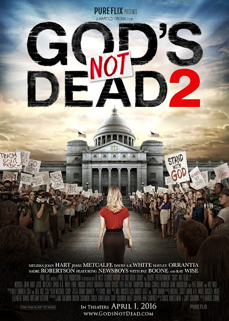 God's Not Dead 2 (2016) ταινιες online seires oipeirates greek subs