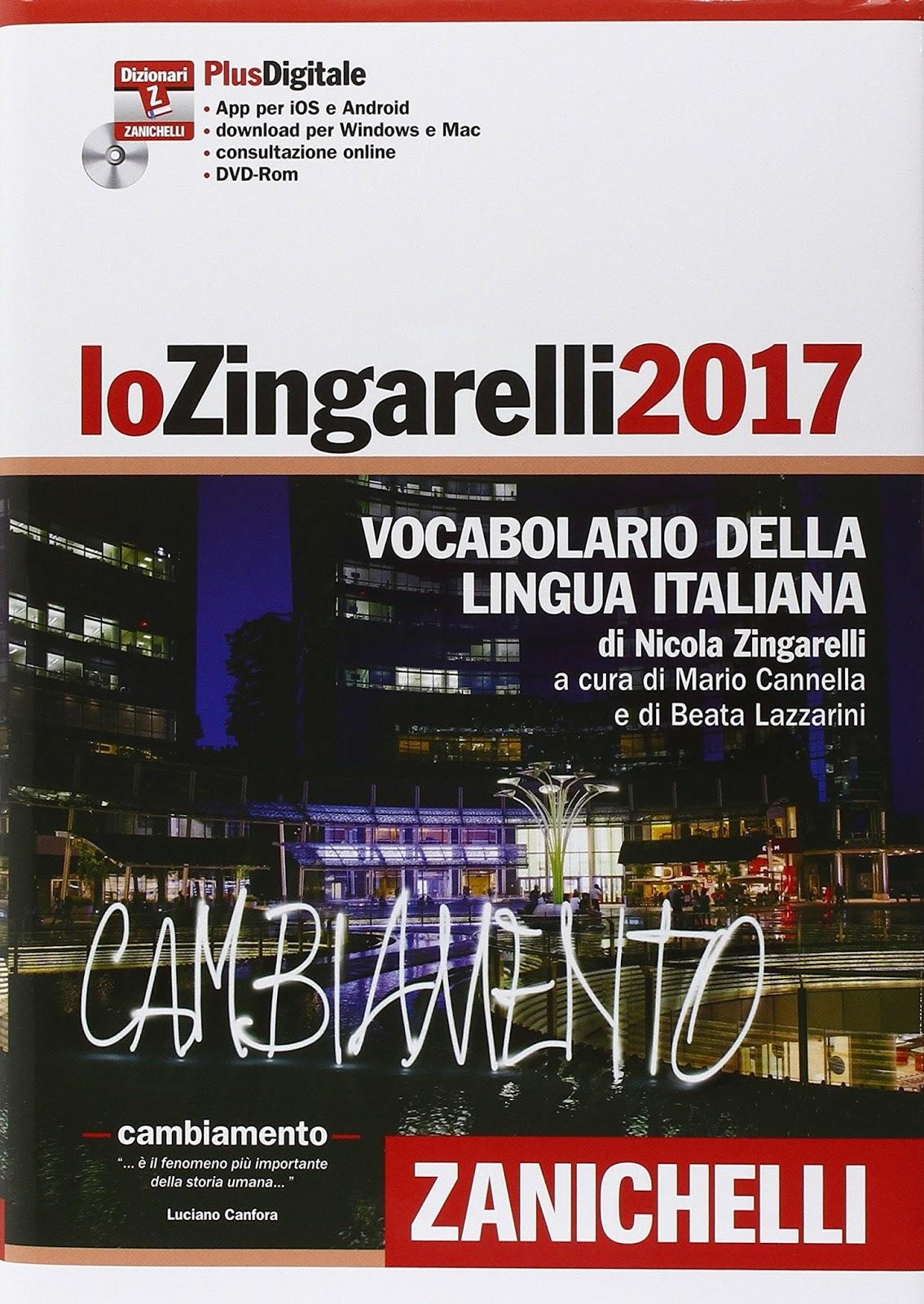 Nowy słownik języka włoskiego chudnie w oczach: 1000 nowych słów, 3000  odchodzi w zapomnienie
