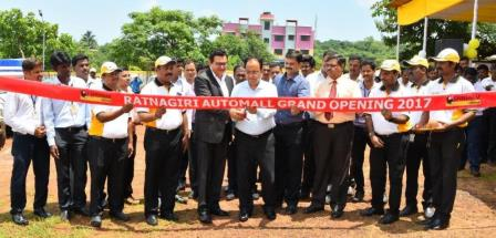 Shriram Automall opens 69th facility in Ratnagiri