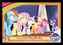 My Little Pony Every Little Thing She Does Series 5 Trading Card