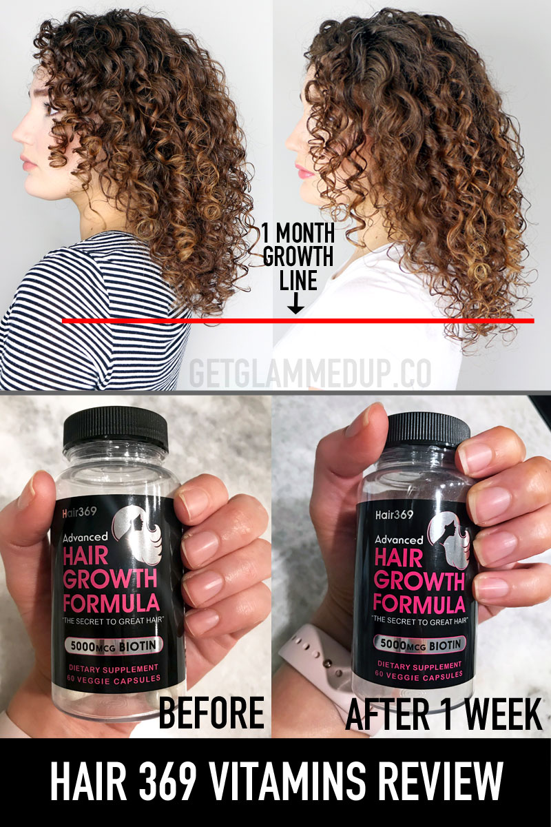 Hair369 Vitamins Review
