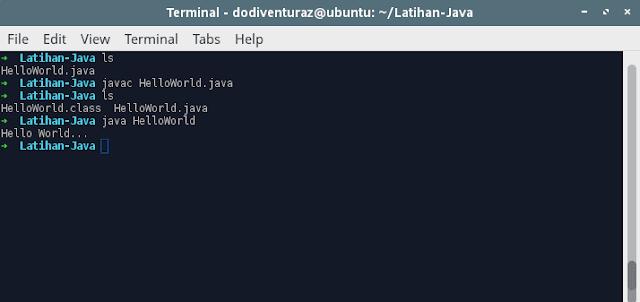 Tutorial Memulai Pemrograman Java di Linux
