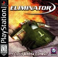Eliminator - PS1 - ISOs Download
