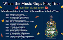 When the Music Stops Blog Tour