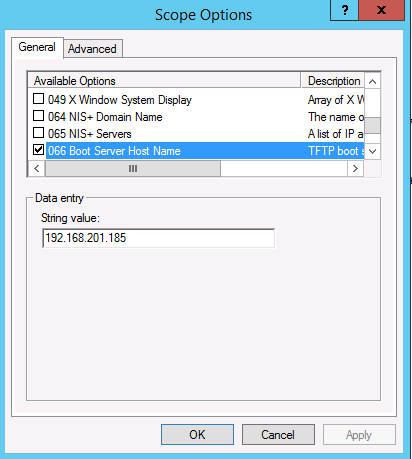 Random Contributions: Pointing your 1100 series phone to a TFTP server