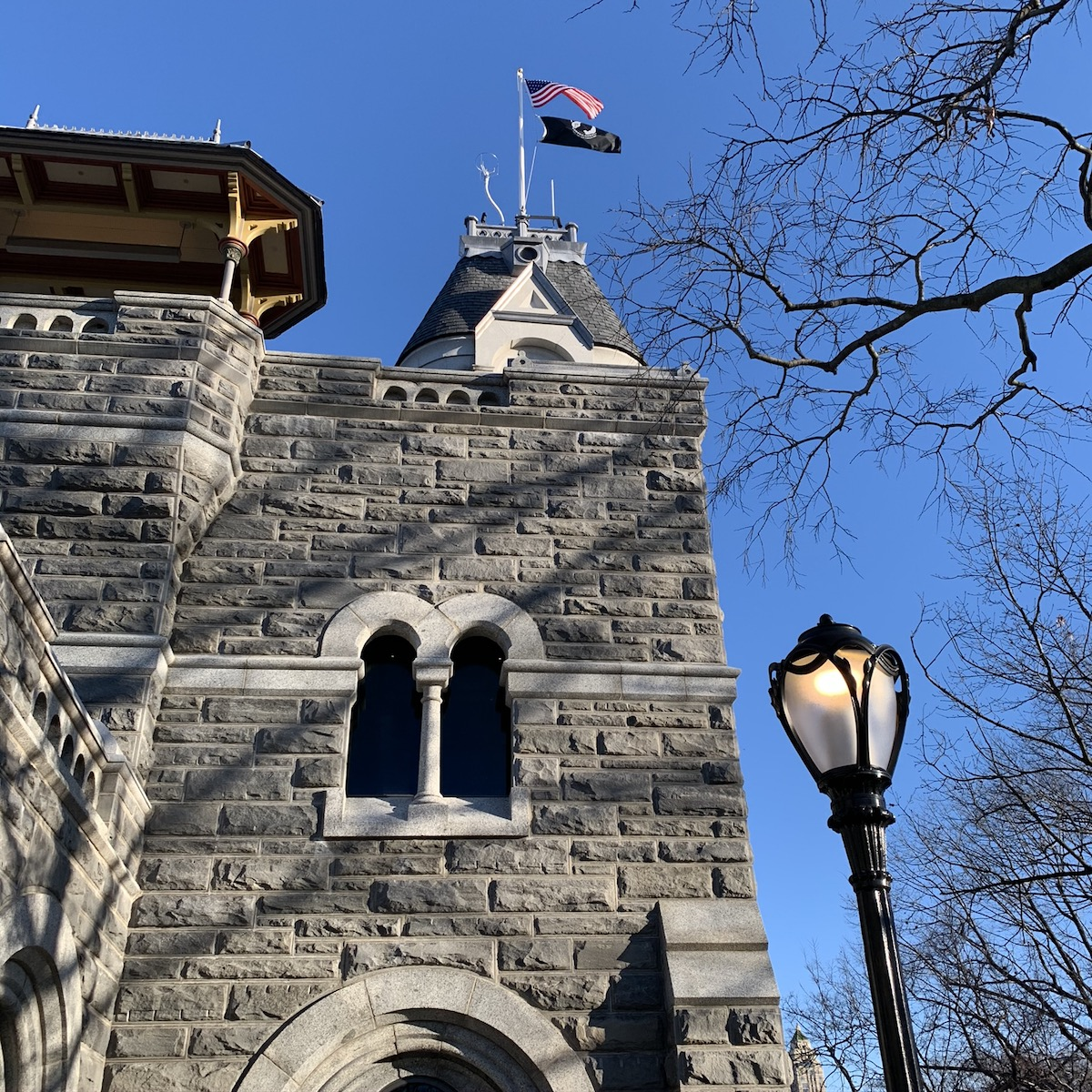 Recent post! A walk to Belvedere Castle