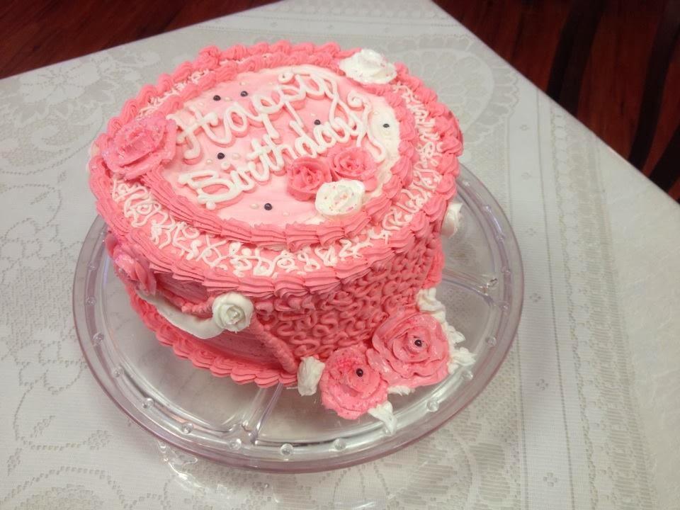 Vons Baptism Cakes