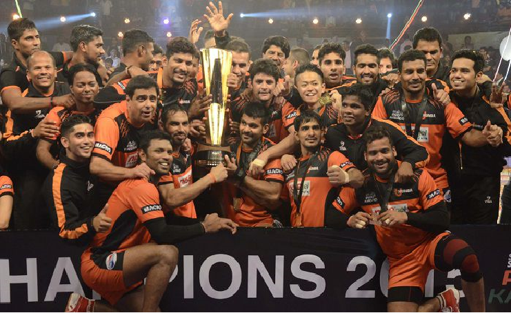 U Mumba team players list