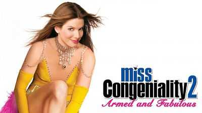 Miss Congeniality 2 Armed and Fabulous (2005) Dual Audio 300MB