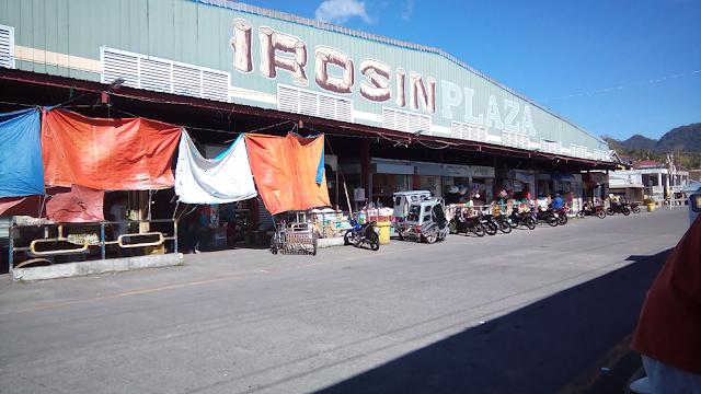 Irosin Public Plaza