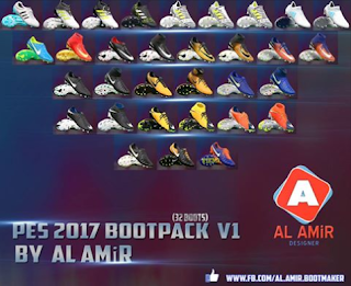 Bootpack 2018 For PES2017