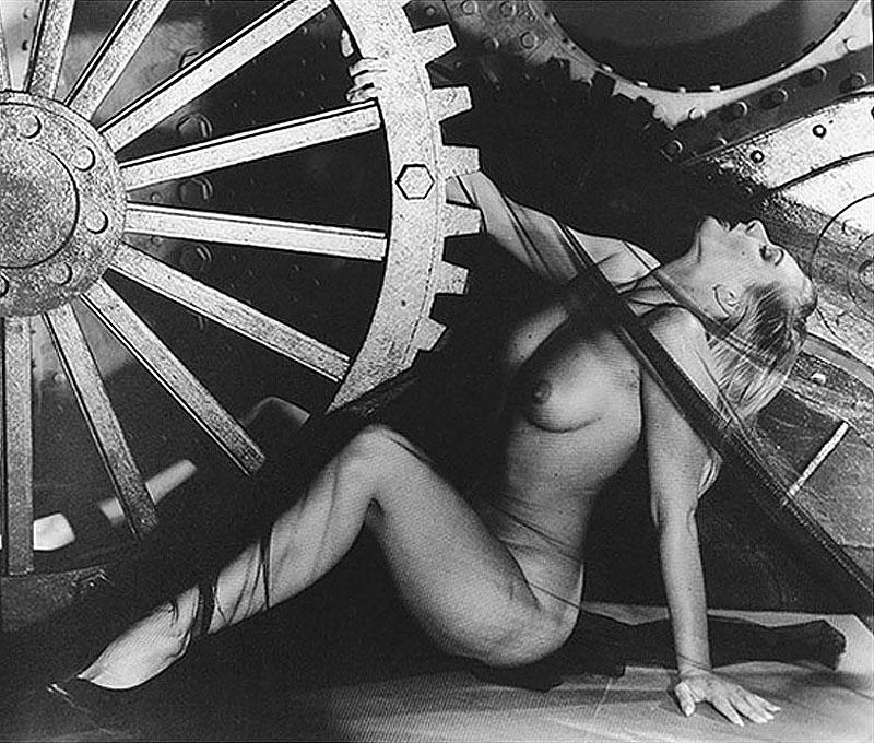 Фетиш. Эротические фотографии Гюнтера Блюма на Фотоньюс Пост.